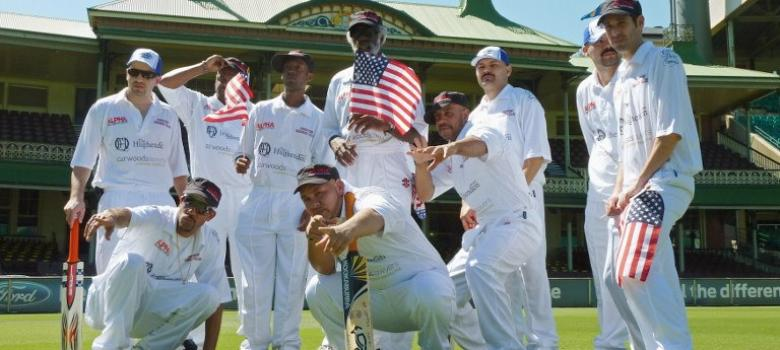 The Forgotten History Of Cricket In The Usa