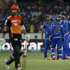 Sunrisers Hyderabad rose slowly in the IPL, only to fall in the end