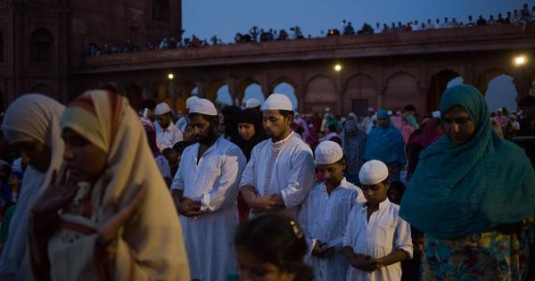 Ramzan nights, not just days, have their own rhythm and soundscape