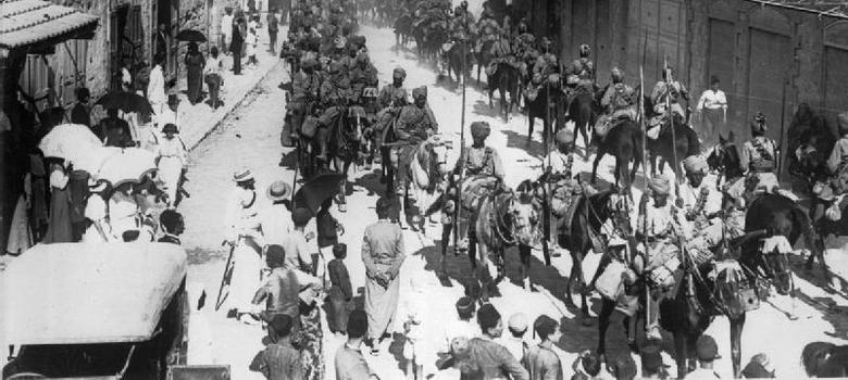 How Indian cavalrymen rescued Bahai spiritual leader during World War I