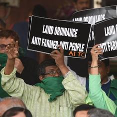 Ignore the TV debates: Land acquisition is not in national interest ‒ it's a contest for power