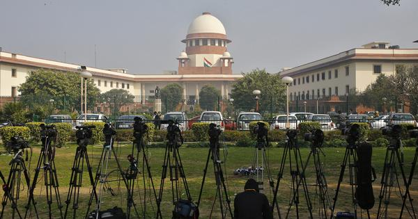 This comparison of Supreme Court vs Parliament headlines tells us something about India