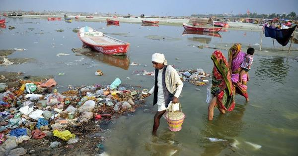 Along fouled Ganga, fresh resolve to make the river clean again