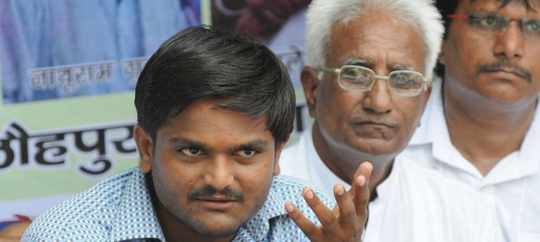 BJP may use fake sex CD to defame me before Gujarat elections, alleges Hardik Patel