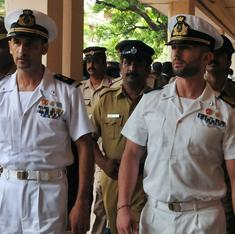 SC gives Italian marine facing murder charges more time to return to India