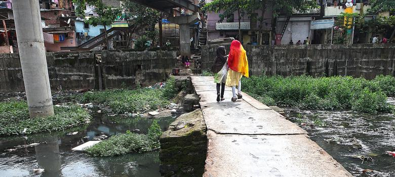 The story of Mumbai's abused, polluted Mithi river is anything but sweet