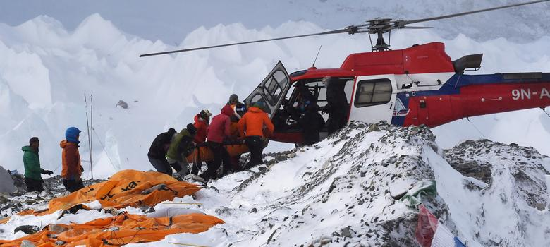India, Pakistan, US and China: the world is working together to help Nepal after the quake