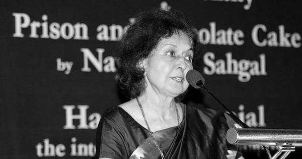 We don't need home-grown fanatics adding their own brands of madness: writer Nayantara Sahgal