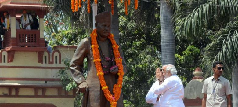 Madan Mohan Malviya: how a four-time Congress president became a BJP icon
