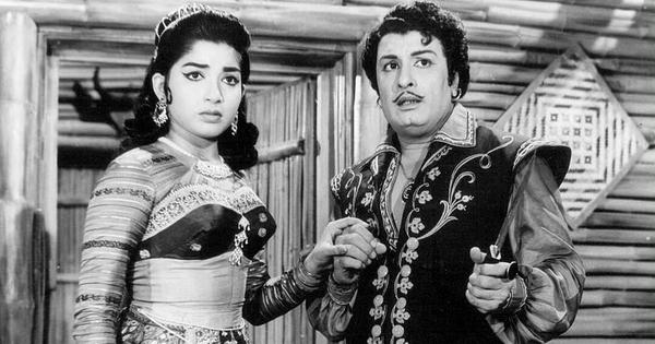 Lights, camera, action and votes: how Tamil screen icon MGR's cinema fanned his political career
