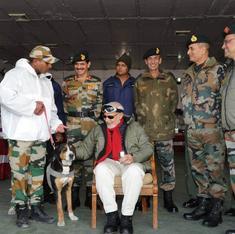 प्रधानमंत्री नरेंद्र मोदी ने जोजिला सुरंग की आधारशिला रखी