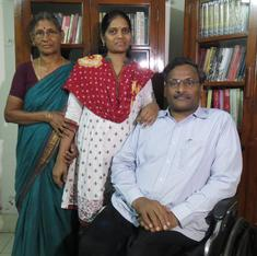Jailed DU professor's wife wants him shifted to Hyderabad jail, says his life is in danger in Nagpur