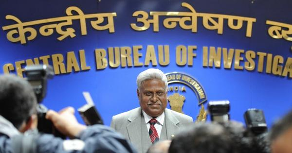 What did the CBI director do to earn the Supreme Court's anger?