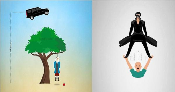 Seven quirky posters that deconstruct popular Bollywood directors