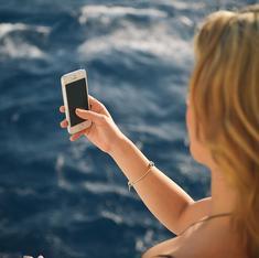 The naked selfies: Behind the lens of women's 'nudies'