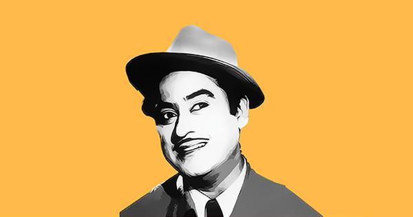 An infographic to remember Bollywood singer Kishore Kumar on his 85th birth anniversary