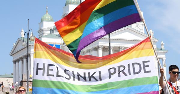 Same-sex marriage in Finland means standing up to Russia