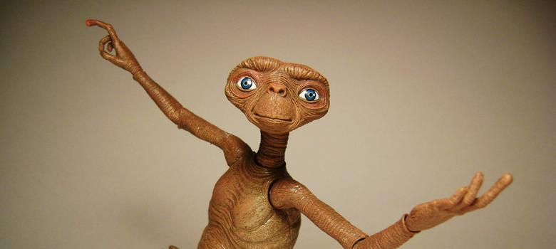 Intelligent life in the universe? Phone home, dammit!