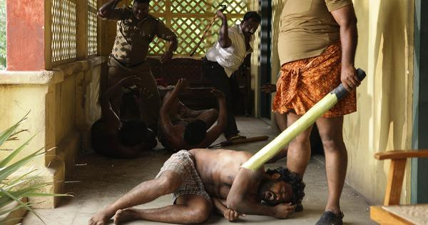 In Tamil film 'Visaranai', police corruption begins in the lock-up