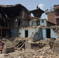 New quake in Nepal kills 57