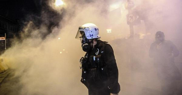 Turkey moves closer to becoming a police state
