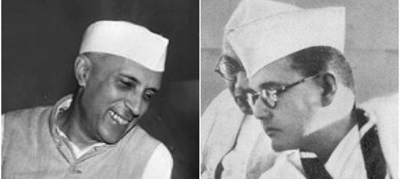 Hindi essay difference between bose and gandhi?