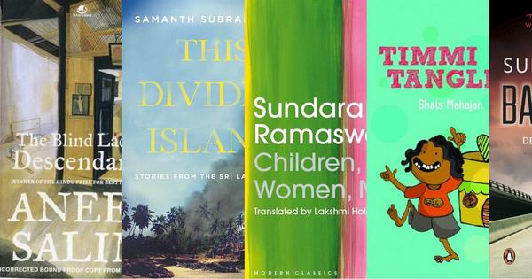 What you need to know about the winners of the Crossword Book Awards