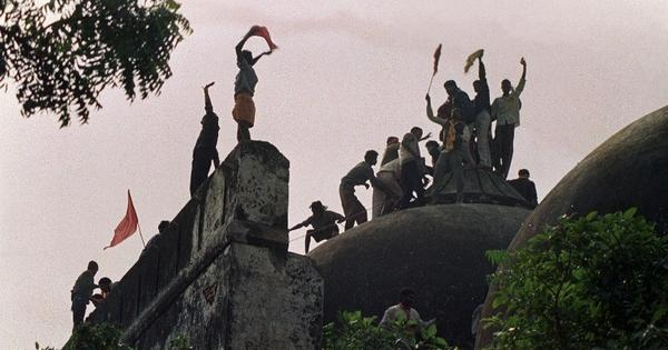 A mosque dispute in colonial Lahore could hold lessons for the Babri Masjid case