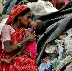 On Mother's Day, a global report reminds us that poor, urban Indian mothers are struggling