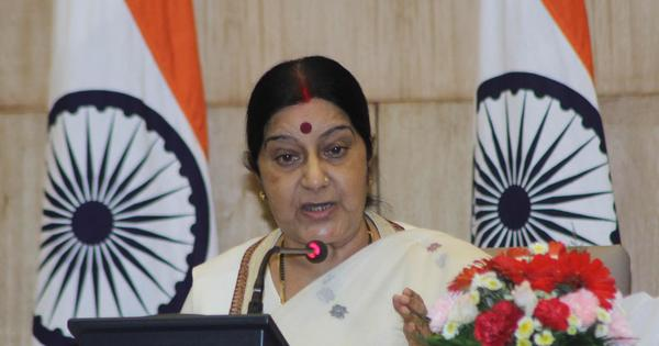 'I expressed my sympathy': Rajnath Singh speaks to Sushma Swaraj after she is trolled on Twitter