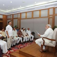 Modi's authoritarian style in closed-door meetings annoys his own party MPs