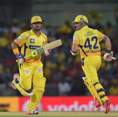 Say hello to the new table toppers, the Chennai Super Kings