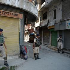In restive Kashmir, bullet-riddled bodies and beef ban puncture the surface calm