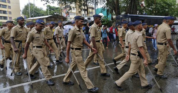 Why police in India focus on maintaining order and not upholding the law