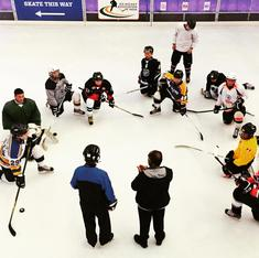 Indian ice hockey team scores goal: meets funding target in six days through Twitter campaign
