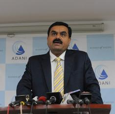 Adani Group starts building trans-shipment port in Kerala, Centre promises grant of Rs 1,600 crore