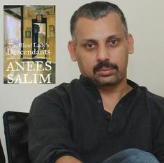 Crossword Prize and most rejections: Anees Salim on his novel 'The Blind Lady's Descendants'