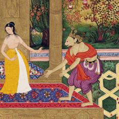 How the Ramayana in Persian became a romance as well as a heroic saga without Sita