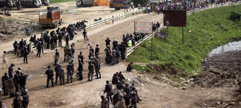 India is unhappy with Nepal but insists it has not shut the border