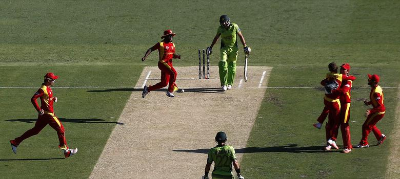 Zimbabwe S Decision To Play Cricket In Pakistan Kindles