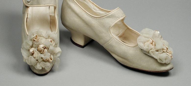 44e606f33e3e8 The history of shoes has been frivolous, ridiculous and extreme