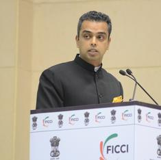 Milind Deora replaces Sanjay Nirupam as Mumbai Congress chief