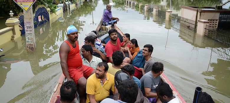 Why does Chennai keep going under water?
