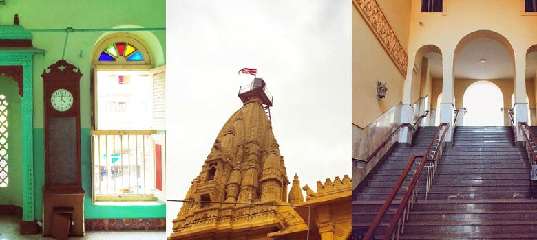 Photos from downtown Karachi: Where temples and gurudwaras co-exist with mosques and cathedrals