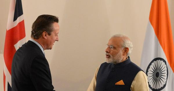 Discuss intolerance with Modi, British PM Cameron is urged by Rushdie, McEwan and 100 other writers
