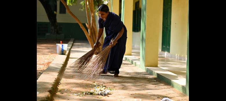 Swachh Bharat makes a splash on social media