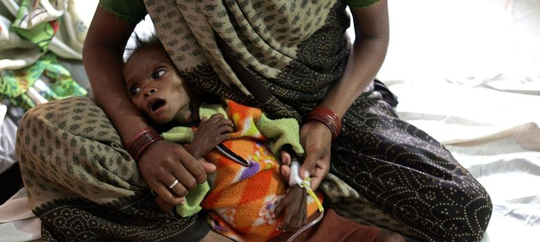 Number of undernourished Indians has risen in last five years