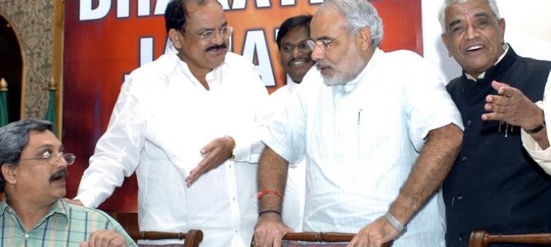 Modi disrupts honeymoon between Goa CM Parrikar and Catholic Church