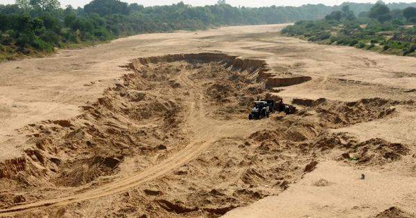 As India grows, so does the sand mafia ‒ from Kashmir to Kanyakumari