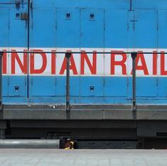 Railway cost overruns = $16.4 billion = annual salary bill